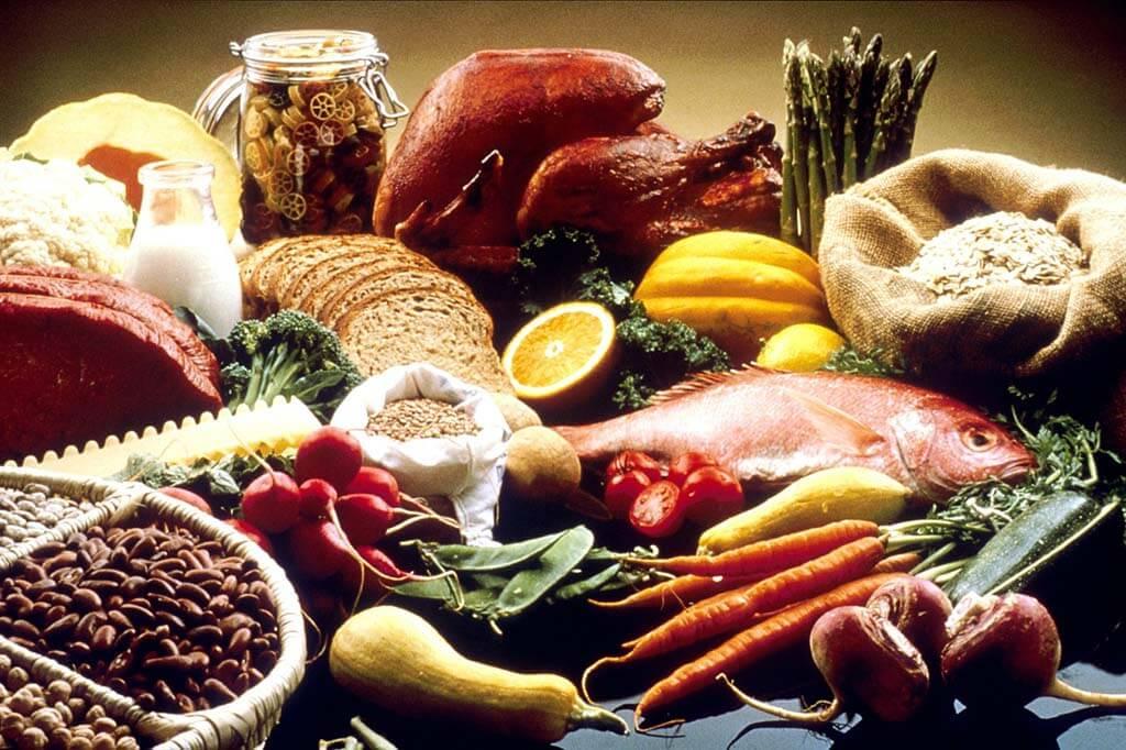 bone healing foods