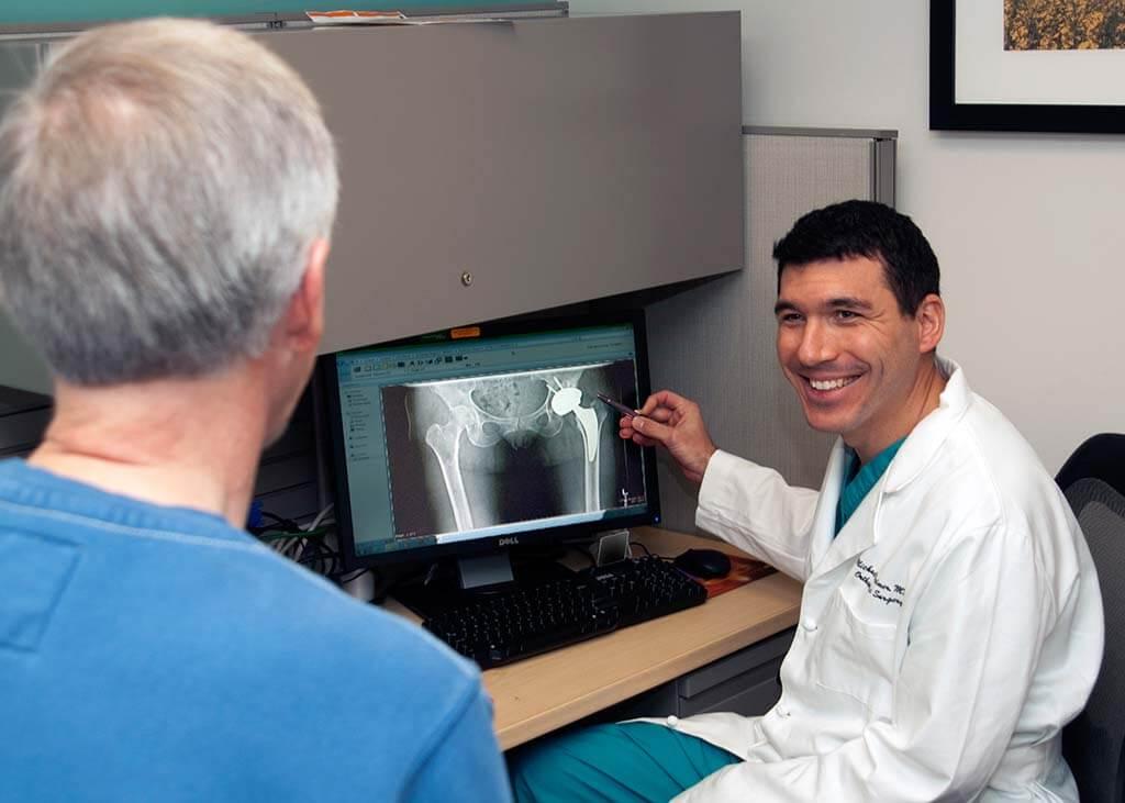 orthopedic doctor
